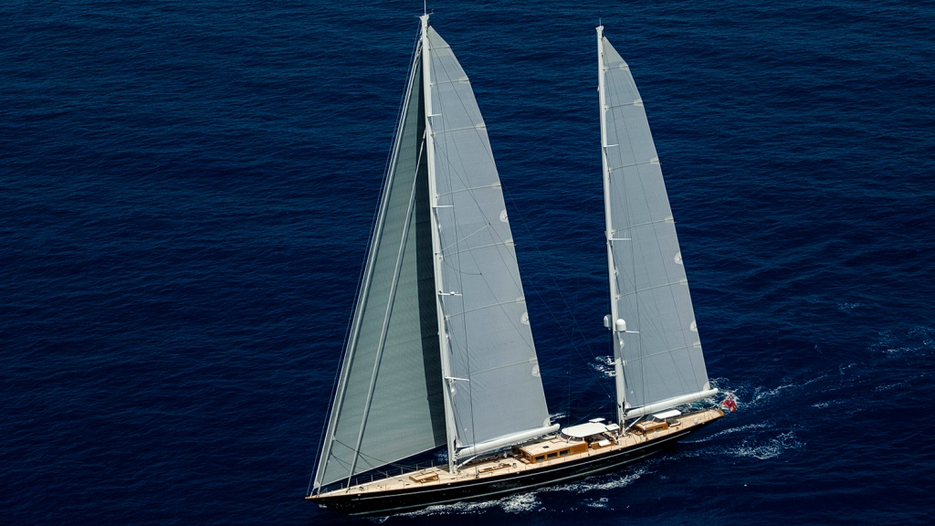 Royal Huisman Aquarius