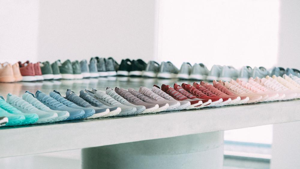 APL Sneaker display
