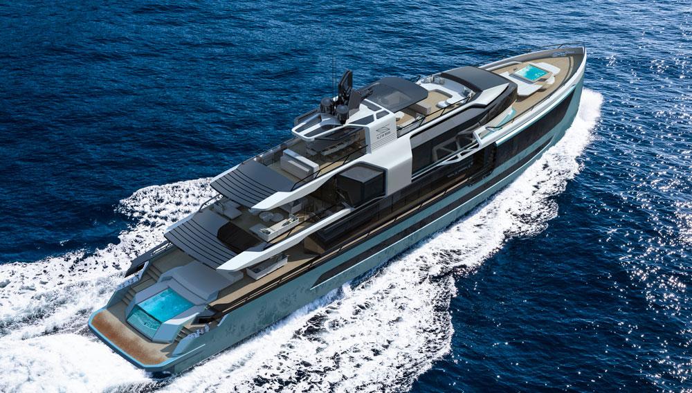 Sarp Yachts XSR 155