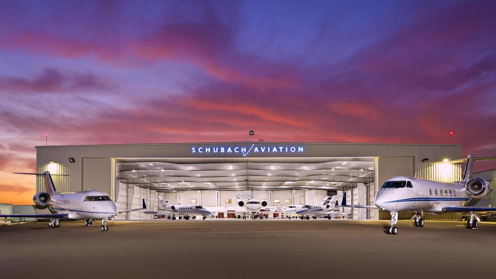 Schubach Aviation Hangar