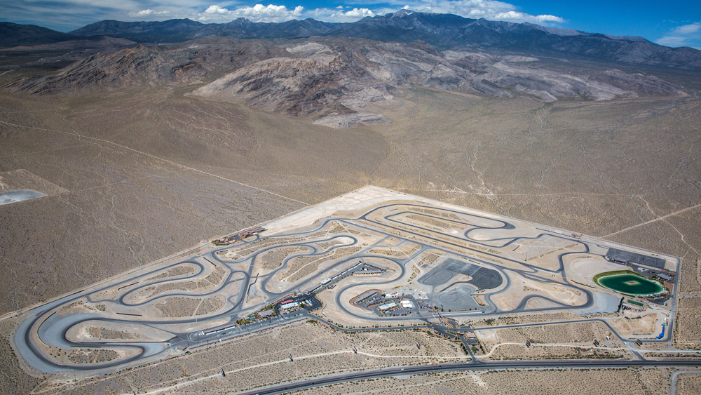 Spring Mountain Motor Resort and Country Club in Pahrump, Nevada.