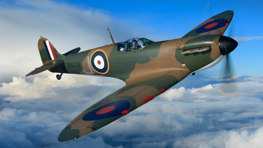 WWII British Spitfire
