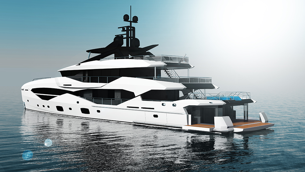 Sunseeker By Icon superyacht