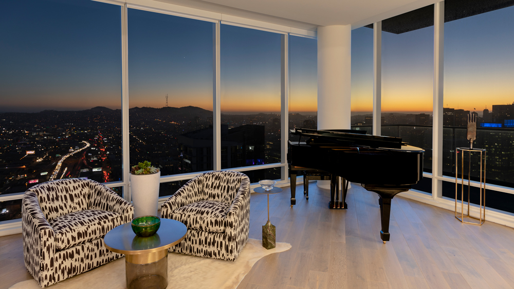 Steinway Suite at the Harrison in San Francisco