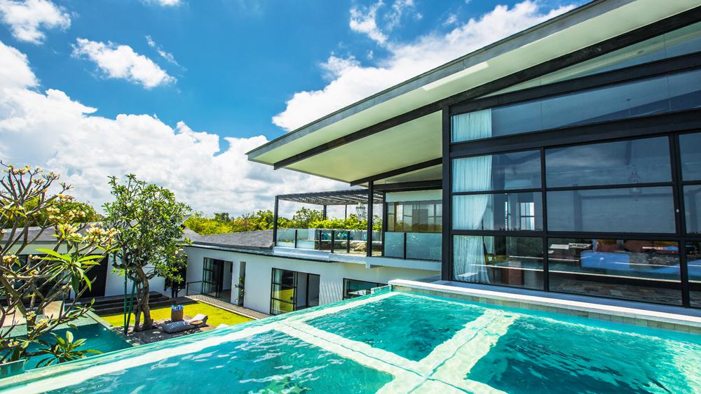 rental villa luxury
