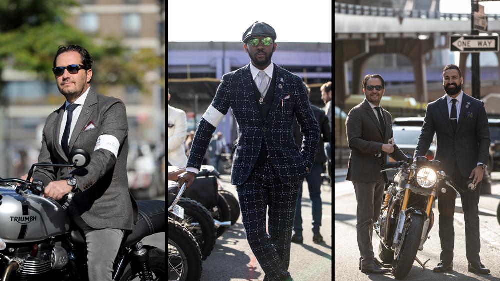 The 2018 Distinguished Gentleman's Ride