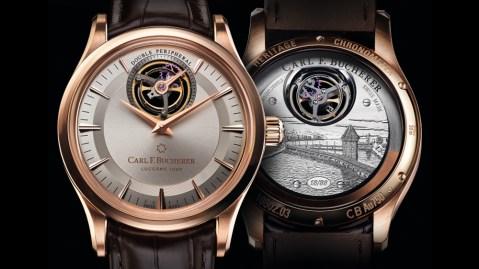 Carl F. Bucherer Tourbillon Double Peripheral Limited Edition