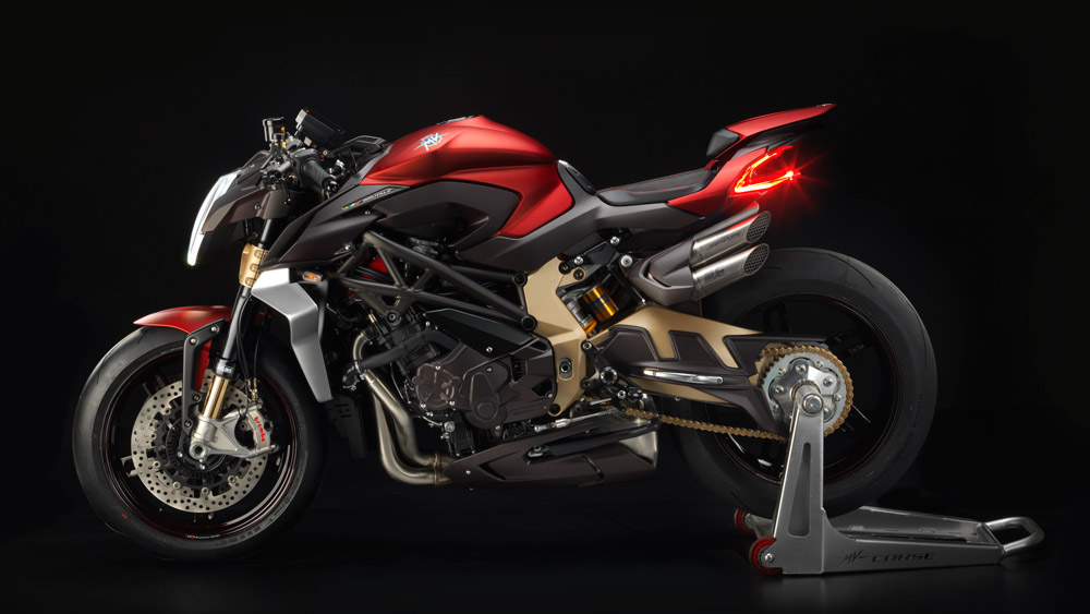 Robb Report's Best Motorcycle 2019, The MV Agusta Brutale 1000 Serie Oro motorcycle