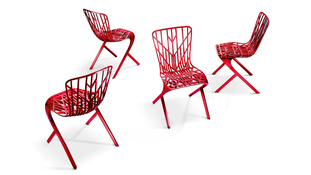 Washington Skeleton™ (RED) Side Chairs