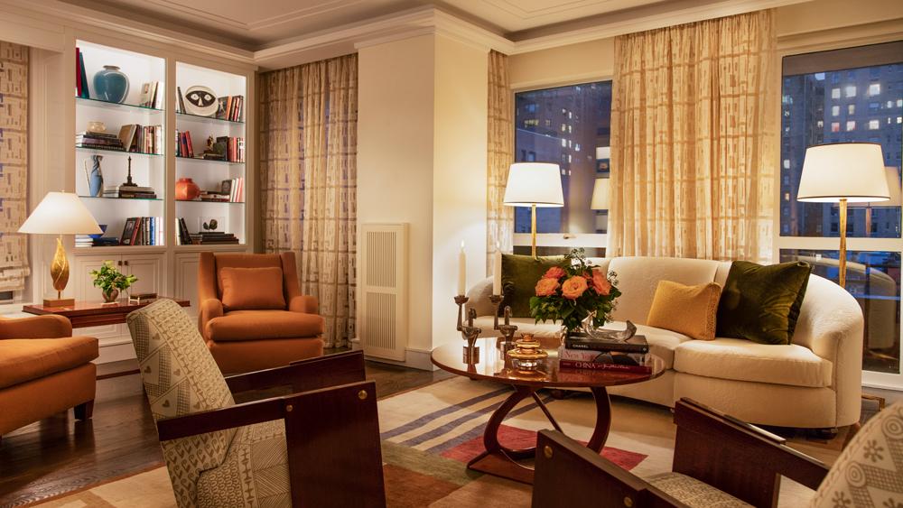 New York City Apartment Designed by Mark Weaver & Associates