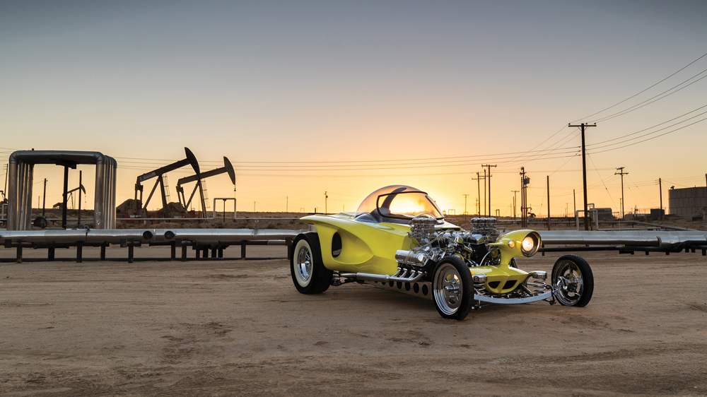 1962 Ed Roth Mysterion