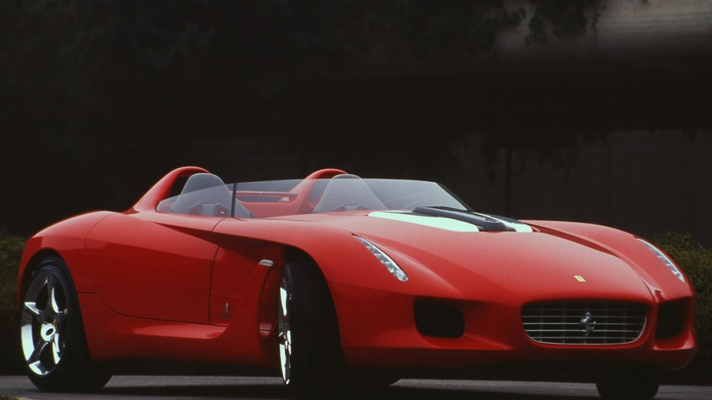 Ferrari Rossa By Pininfarina