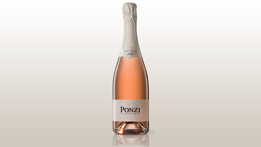 Ponzi Brut Rosé