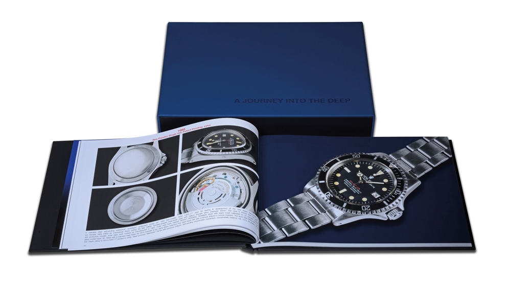 A Journey Into the Deep Rolex Book