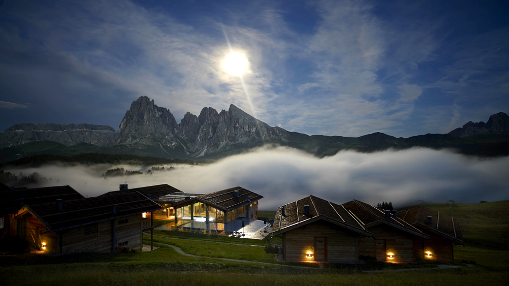 Adler Mountain Lodge Italian Wellness Retreats
