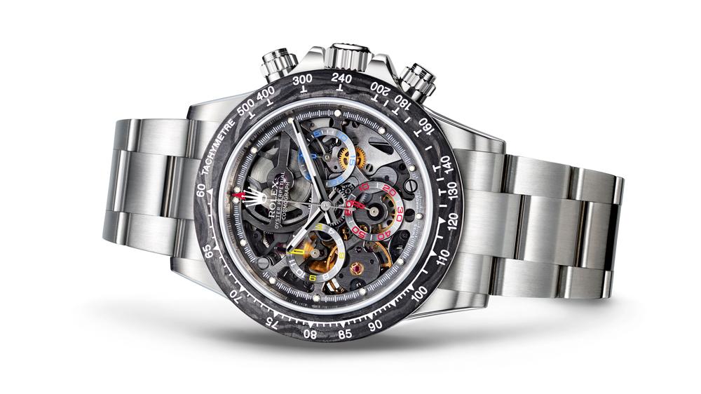 Artisans de Geneve Rolex Juan Pablo Montoya Timepiece