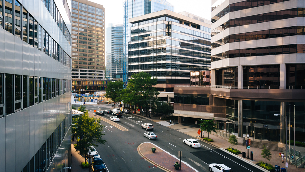 Rosslyn, Arlington, Virginia