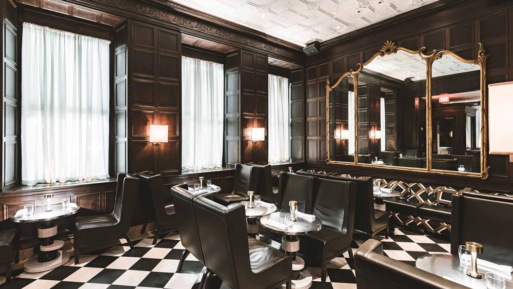 Barclay Prime Restaurant interior