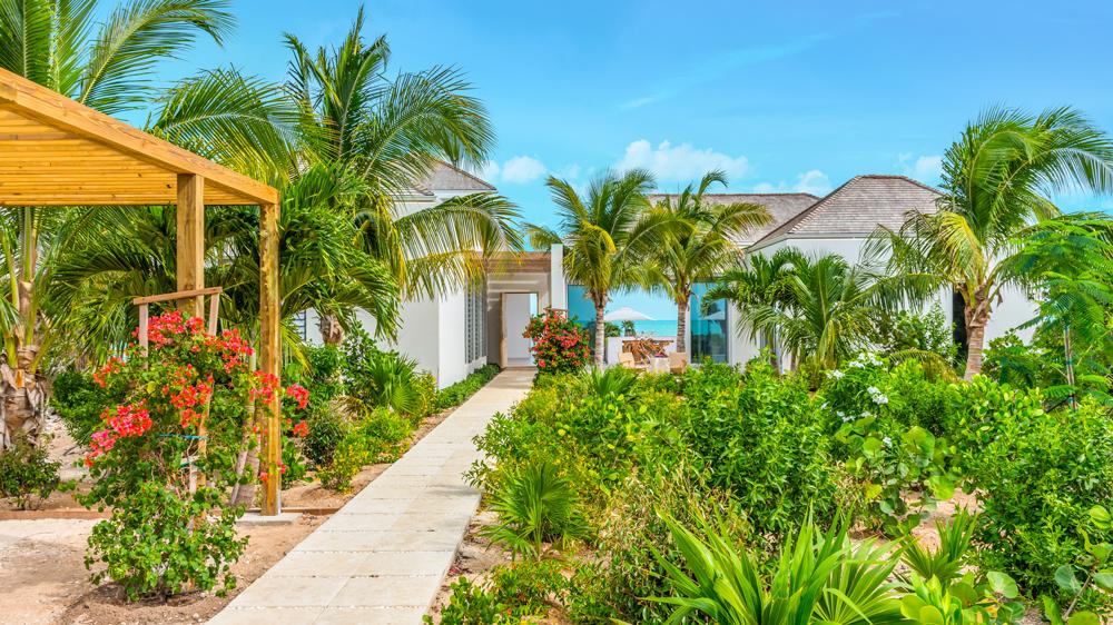 Beach Enclave Long Bay Villas