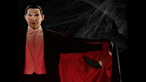 Bela Lugosi Count Dracula cape