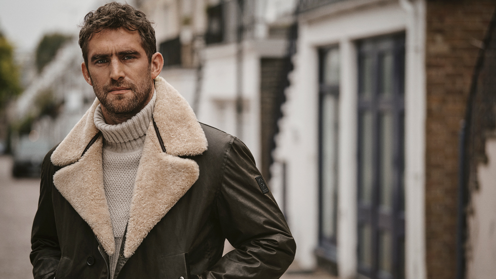 Belstaff Introducing Outerwear Capsule Collection