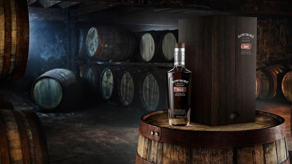 Bowmore 1965 Single Malt Scotch Whisky