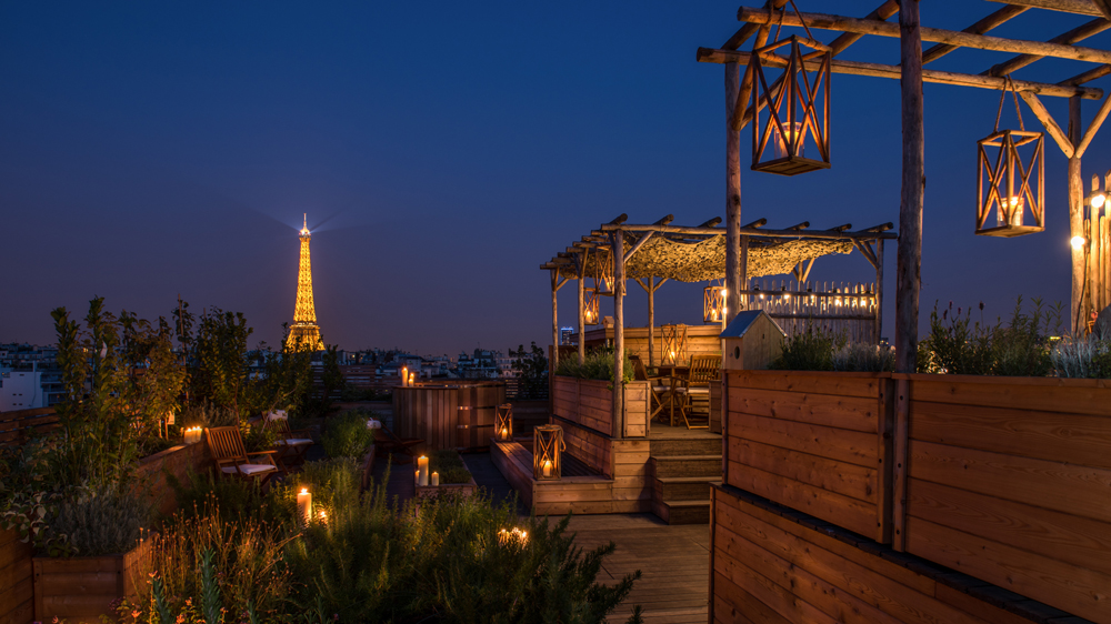 Brach Paris Boutique Hotel
