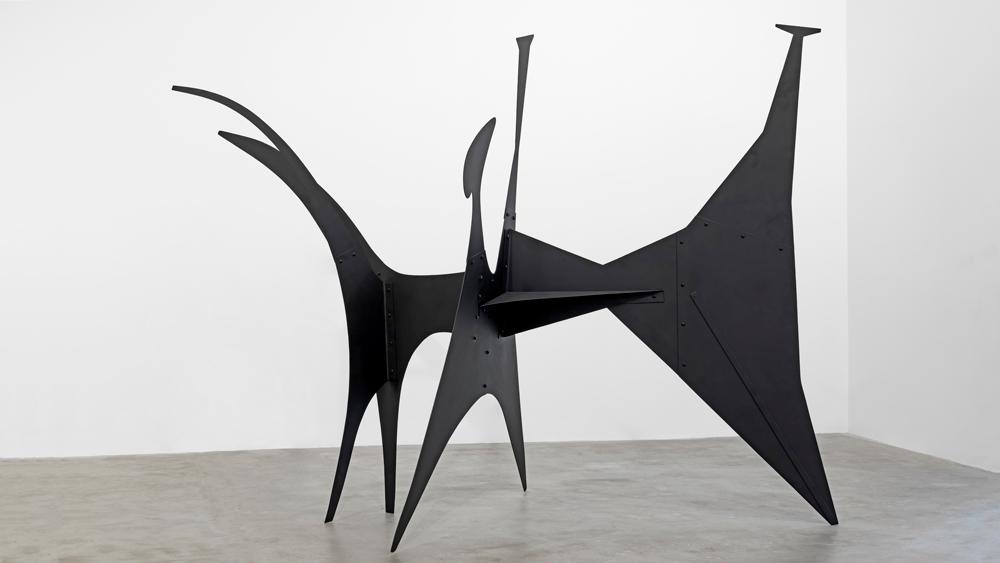 Alexander Calder Black Beast