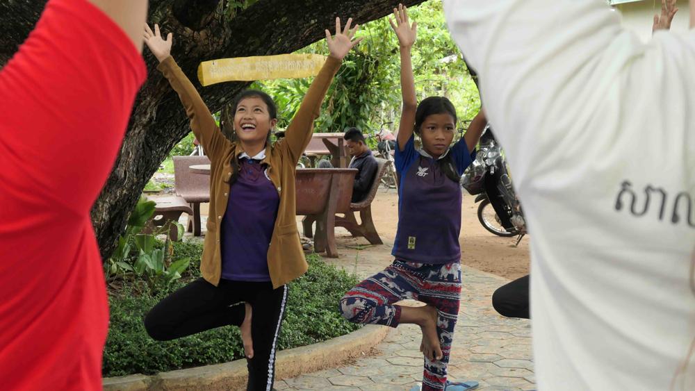 Souljourn Yoga Cambodia.