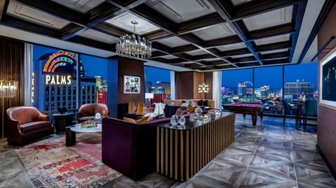 Palms Casino Resort Unveils New Theme Suites