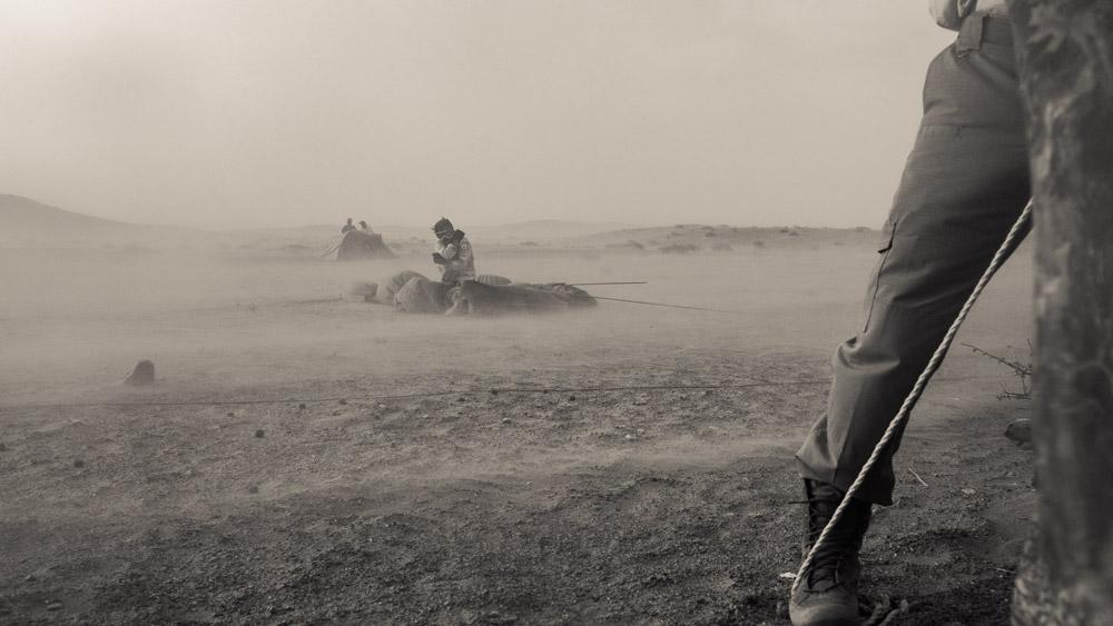 Exploring Mongolia's Gobi Desert with Infiniti and the Explorers Club.