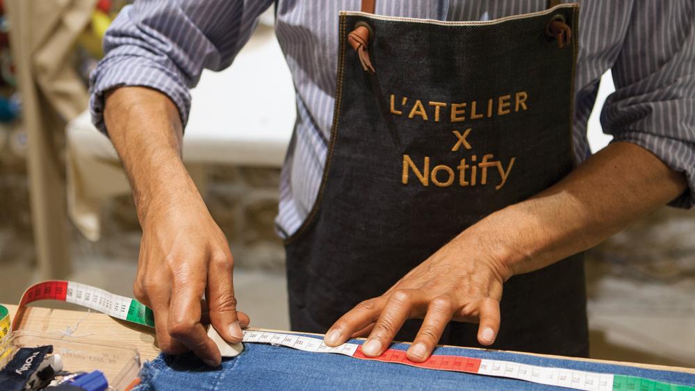 Atelier Notify