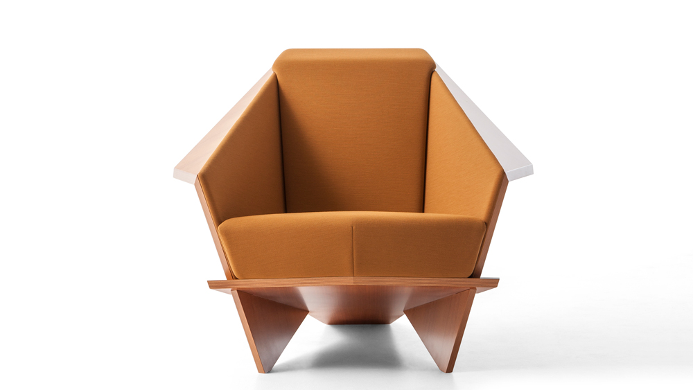 Frank Lloyd Wright Taliesin 1 chair