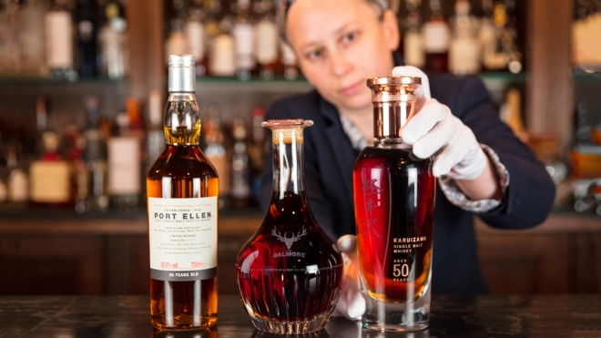Whisky Exchange Charity Auction