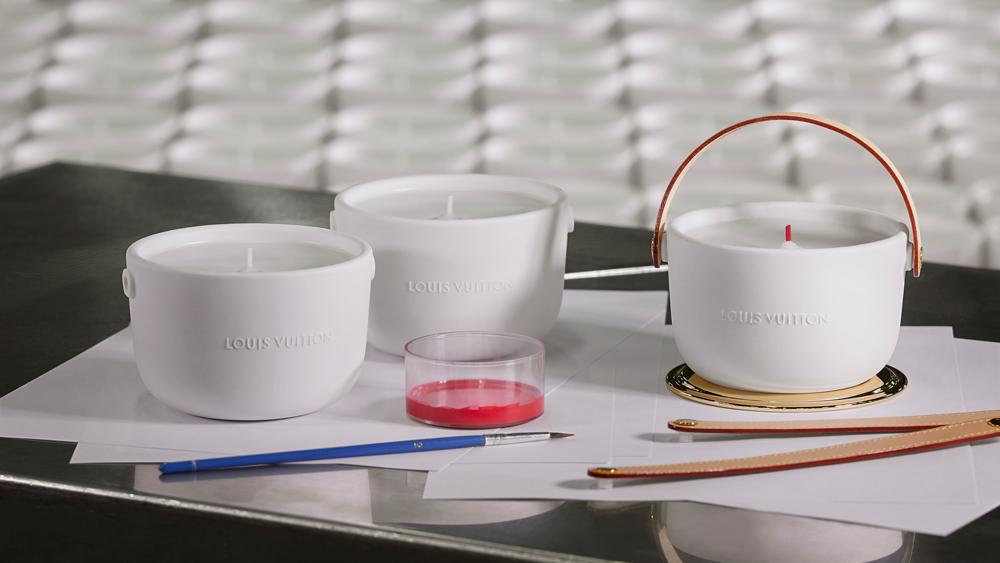 Louis Vuitton Candles