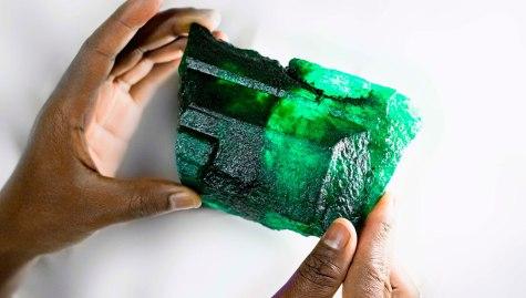 Lion Emerald