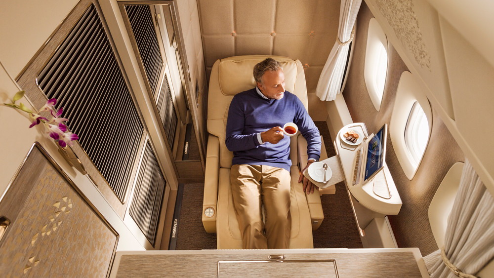 Emirates Private Suite
