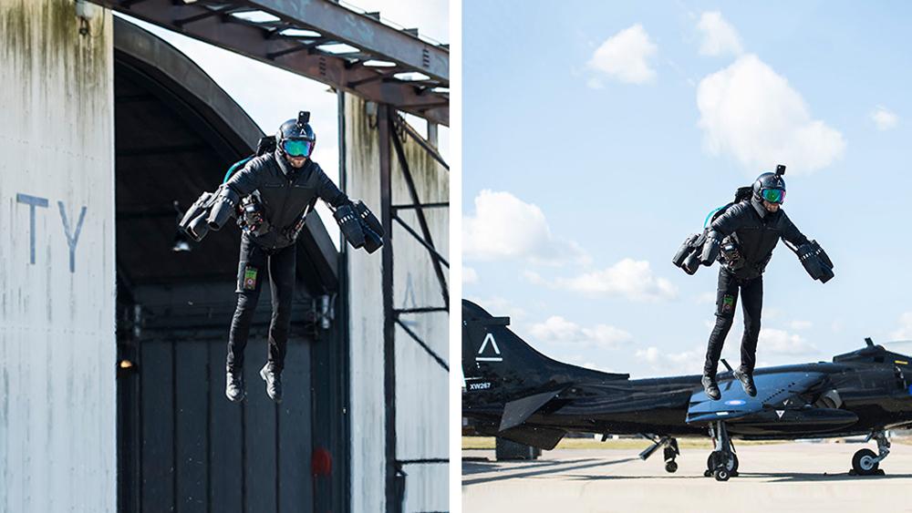 Gravity Industries Jet Suit