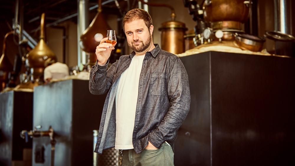 Sonoma Distilling Company Adam Spiegel