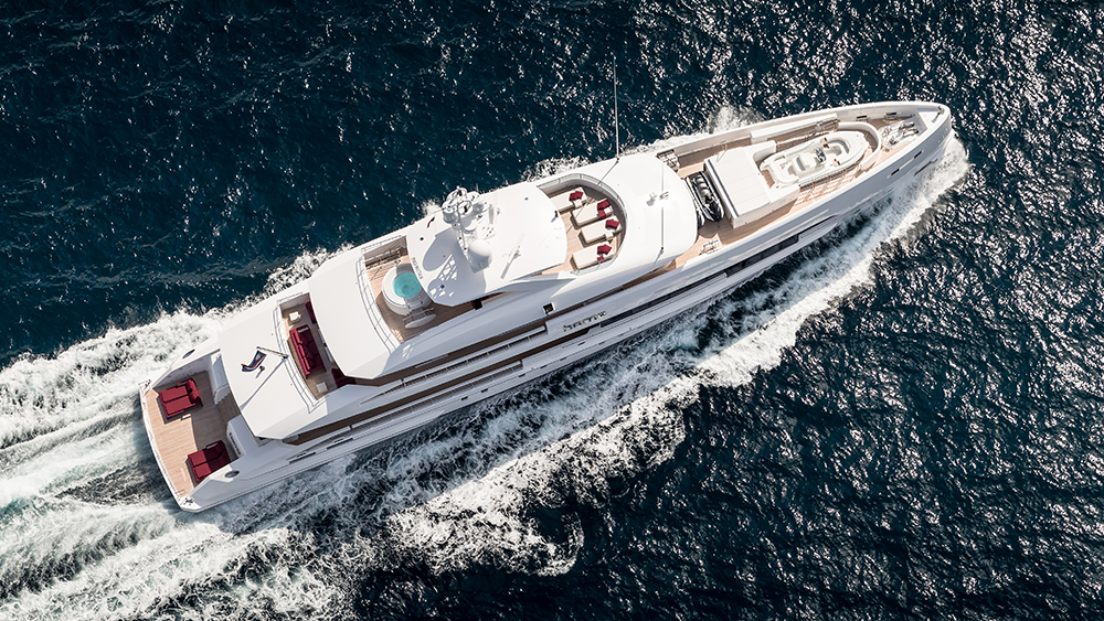 Heesen Home superyacht