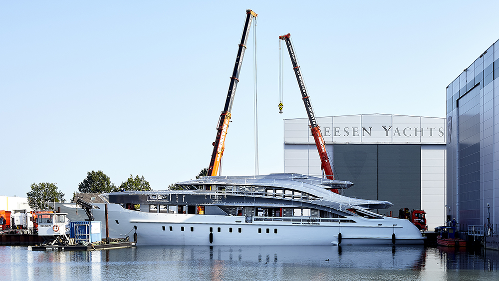 Heesen yachts HY18050