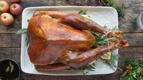heritage turkey frank reese