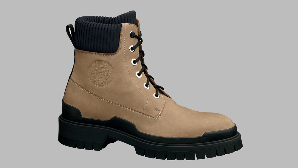 Hermès Still ankle boot