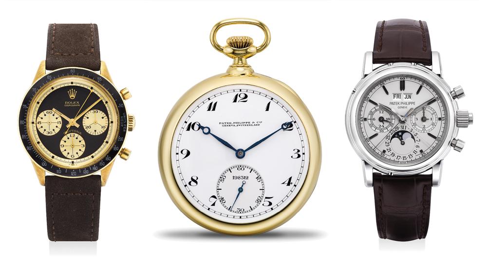 Phillips' Hong Kong Watch Auction Seven