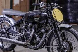 1951 Ehret Vincent Black Lightning