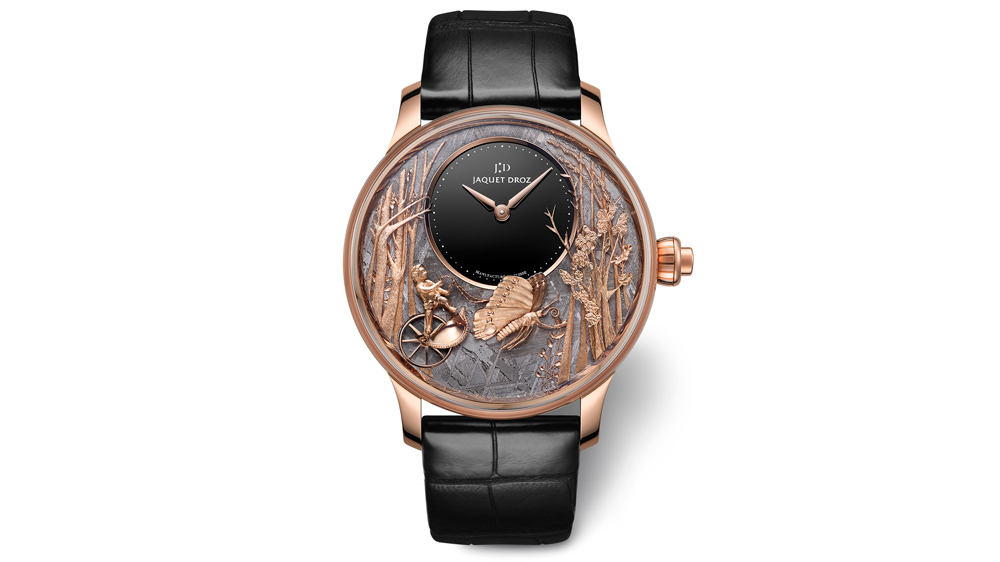 Jaquet Droz Loving Butterfly watch