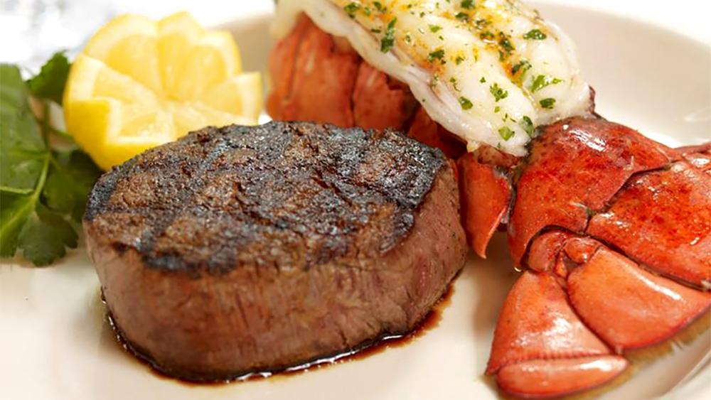 Jeff Ruby steakhouse