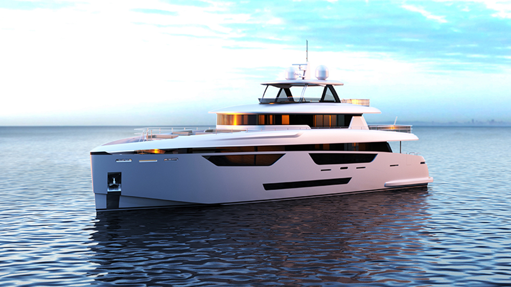 Johnson Yachts 115