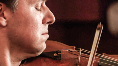 Secret Histories of Rare Treasures: Joshua Bell's Red Violin
