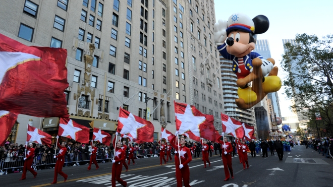 VIP Macy's Thanksgiving Day Parade Packages